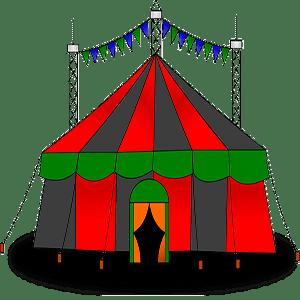 Canciones de circo